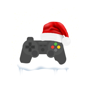 This is my Christmas pajama Gamer template