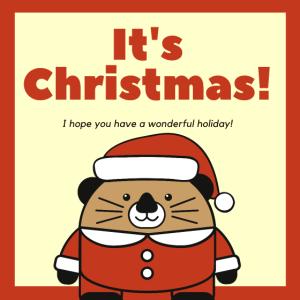 Es ist Weihnachten