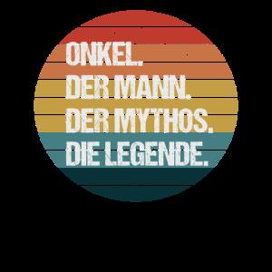 Onkel Mann Mythos Legende