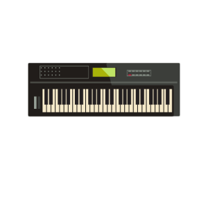 Keyboard Tastatur Geschenk Klavier Piano