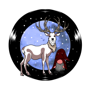 Xmas Schnee Nikolaus Rentier Winter Weihnachten