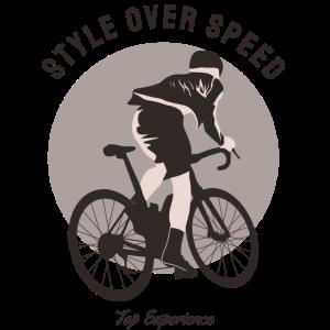 Stil über Geschwindigkeit