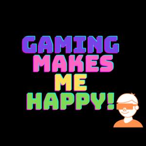 Videospiele zu spielen macht mich glücklich
