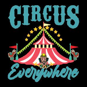 Großes Zirkus Zelt