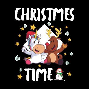 Weihnachten Advent Adventszeit ruhige Zeit Einhorn