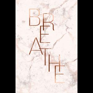 Breathe Marmor Rosegold