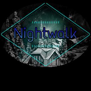 Night Walk Cover