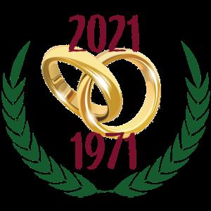 Goldene Hochzeit 2021 Partnerlook
