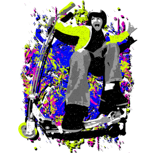 Stunt Scooter | Kickboard | Tretroller | Pumptrack