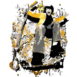 Stunt Scooter   Kickboard Tretroller Stuntscooter