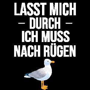 Rügen Urlaub Tshirt