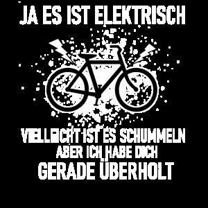 Ja Es Ist Elektrisch Fahrrad E-Bike