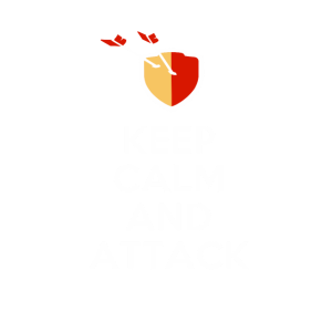 Keep Calm and attack COC