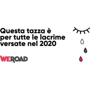 Tazza per le lacrime del 2020