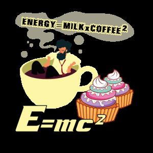 Physiklehrer Wissenschaft Cupcake Physik