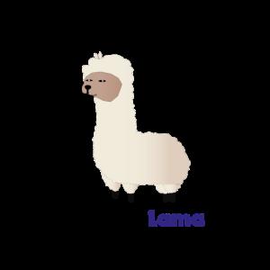 Sleepy lama · Alpaka · Lama