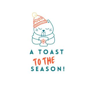 Ein Toast auf die Saison