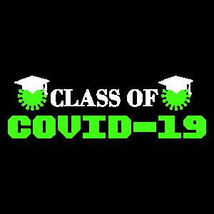 Graduation Class of Covid-19 Coronavirus 2021Gift