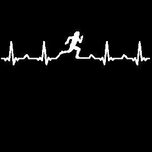 Joggen Laufen Geschenkidee Rennen Triathlon Gehen