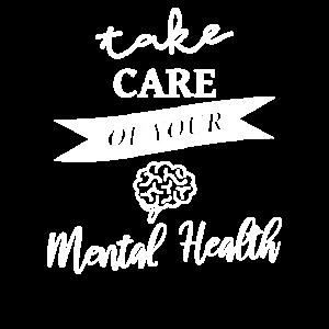 Achten Sie auf Ihre Mental Health