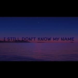 Ich kenne meinen Namen immer noch nicht