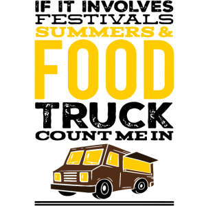 Foodie Food Truck Festivals Summer Food Trailer