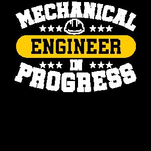 Student Maschinenbau Maschinenbauingnieur Geschenk