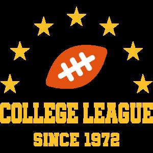 ★ Designfarben änderbar ★ College league since