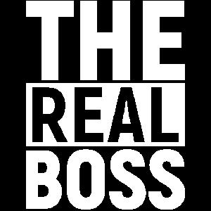 The real Boss Geschenkidee