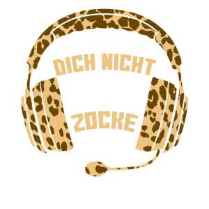 Ich Hör Dich Nicht Ich Zocke Leopard