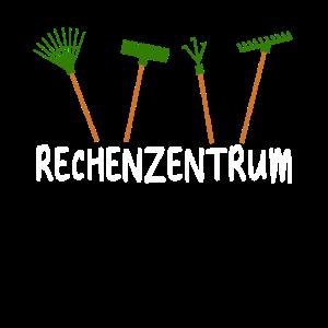 Rechenzentrum Informatik Garten Rechen Gärtner