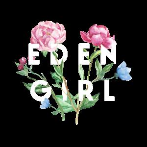Eden Girl - Paradies, Garten Eden, Gartenarbeit