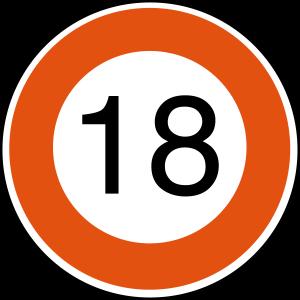 18er Geburtstag