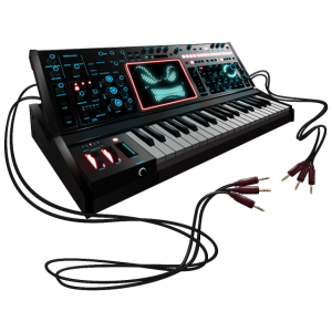 Synth Bot Coloured - Synthesizer