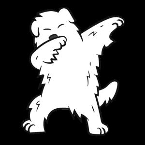 Dabbing Pyrenees Dog Love Pyrenees Dogs