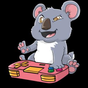 Koala Gaming Kawaii