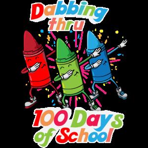 100 Schultage