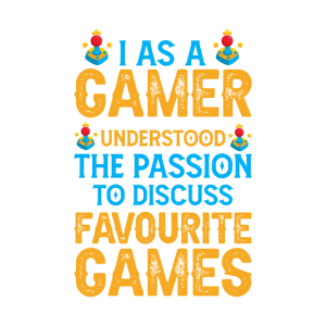 Gamer Passion Zocker Gaming Games