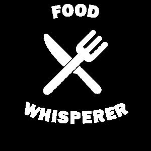 Funny Food Whisperer Gift For Sous Chefs
