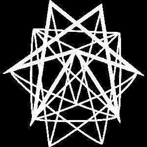 Abstrakt Kunst Geometrie