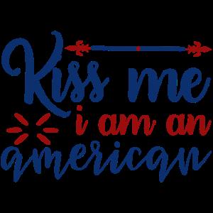 Küss mich, ich bin amerikanischer Unabhängigkeitstag