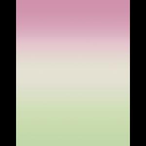 Himbeer Pistazie Pastell Farbverlauf