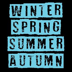 Winter Jahreszeiten