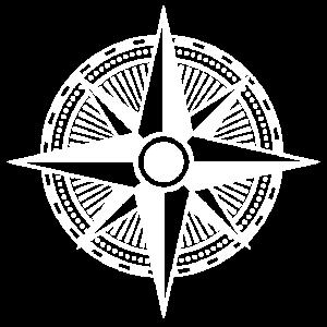 Navigation Symbol Icon Seefahrt Kapitän Sweater