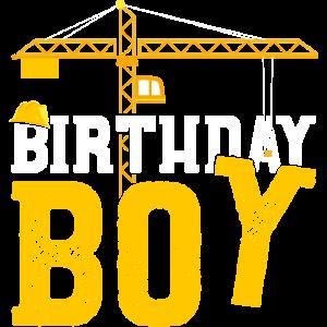 Birthday Boy - Geburtstag
