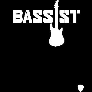 Bassist Bassist Clef Musikband