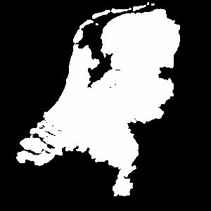 Niederlande Umriss Holland Geschenk Europa