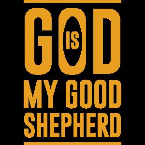 Gott ist mein guter Hirte