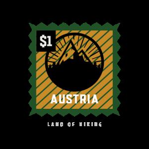 Österreich Wandern Berge Gipfel