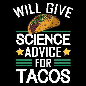 Scientist Tacos mexican mexico